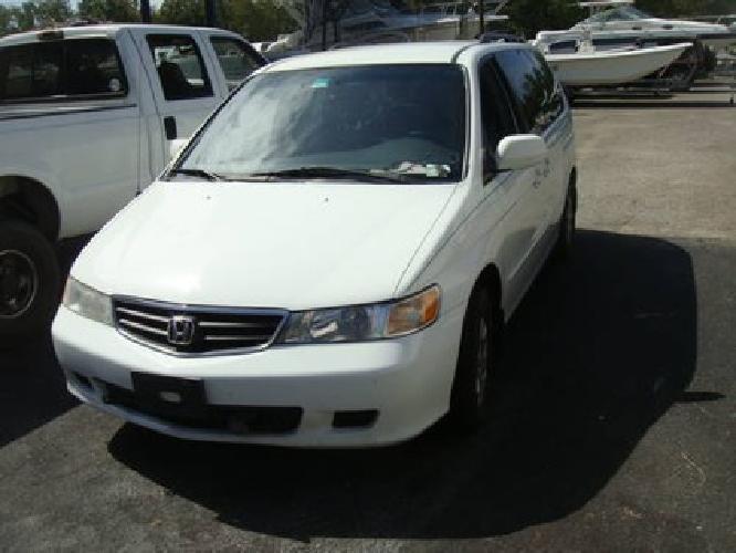 $7,900 2002 Honda Odyssey EX 141K 2nd Owner