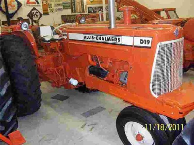 $7,950 1961 Allis-Chalmers D19 for sale in Clarinda, Iowa Classified