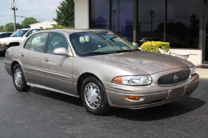 $7,980 Used 2003 Buick LeSabre for sale.