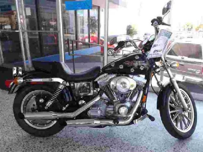 $7,990 1999 Harley-Davidson Super Glide -