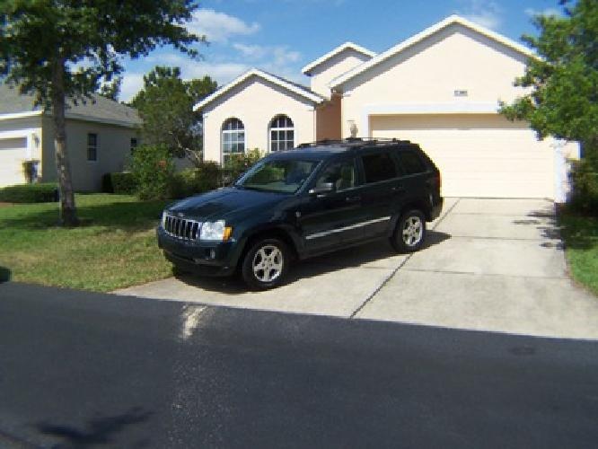 $7,995 OBO 2005 Jeep Grand Cherokee 5.7 Limited