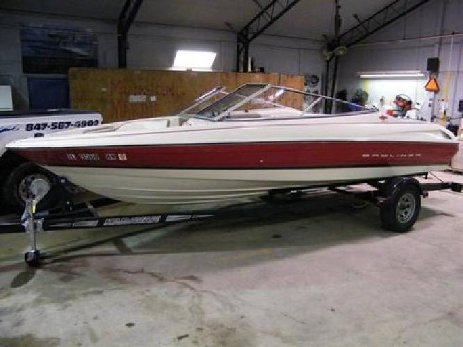 $7,995 SOLD 1996 Bayliner 2050 SS Capri for sale in McHenry