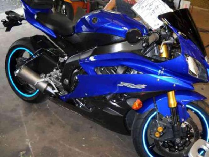 7 995 used 2007 yamaha yzf 600 r 6 for sale for sale in easton pennsylvania classified. Black Bedroom Furniture Sets. Home Design Ideas