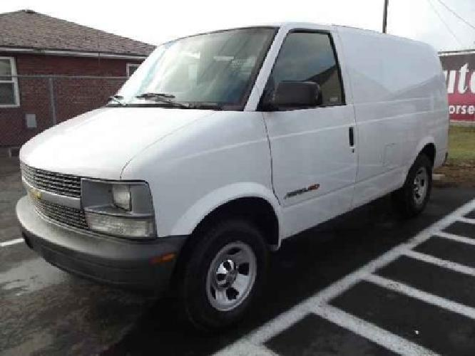 7 997 2001 chevrolet astro cargo van awd for sale for sale in spokane washington classified. Black Bedroom Furniture Sets. Home Design Ideas