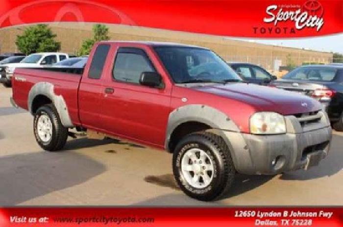 Nissan Frontier Desert Runner Seats >> $7,998 2001 Nissan Frontier 2WD XE Desert Runner for sale in Dallas, Texas Classified ...