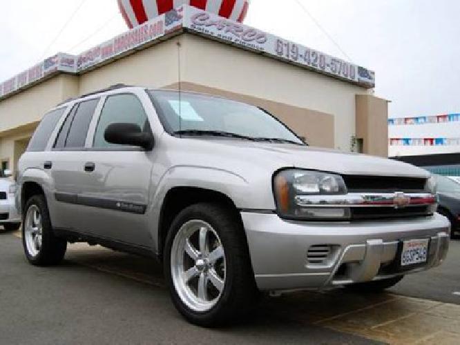$7,999 2004 Chevrolet TrailBlazer