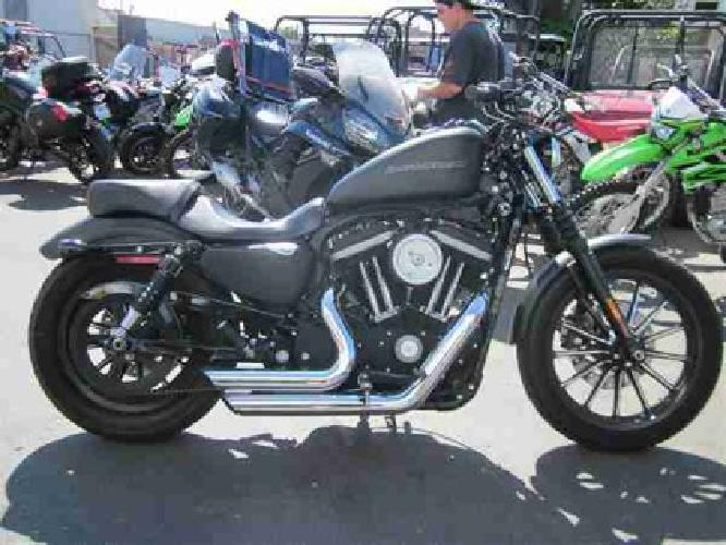 $7,999 2010 Harley-Davidson XL 883N Sportster Iron 883 -