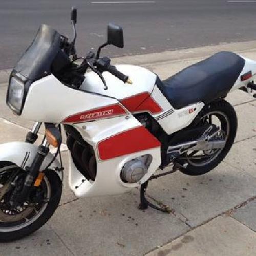 1983 suzuki gs750es by - photo #3