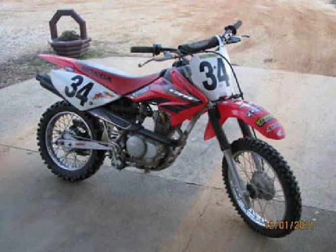 $800 2004 Honda Crf 80 Dirt Bike
