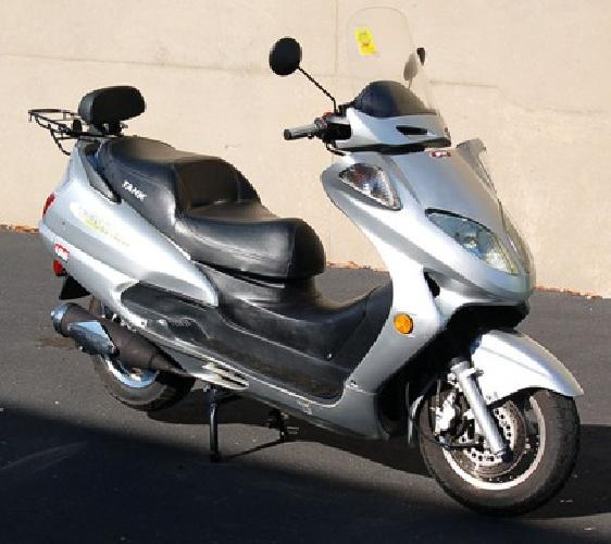 Manual on 2008 znen Scooter