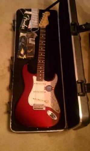 $800 Brand New 2012 USA Fender Stratocaster Candy Cola Color