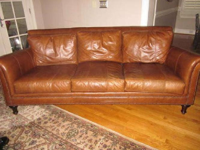 800 Ferguson Copeland Leather Sofas From Boyles For Sale In Charlotte North Carolina
