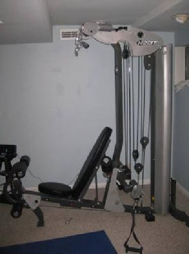 $800 Hoist V2 Premium Home Gym