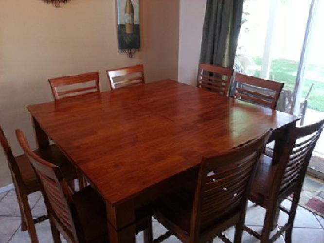 800 obo high top dining room table for sale in mesa arizona