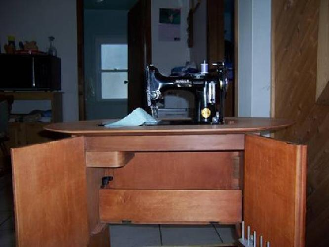 $800 Singer Featherweight Model 68 Cabinet for sale in Lisle ...