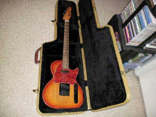 $800 st.blues bluesmaster and case (new)