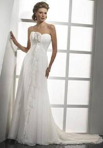 $800 STUNNING*** 2011 Sottero Midgley Wedding Dress ?VIOLA?