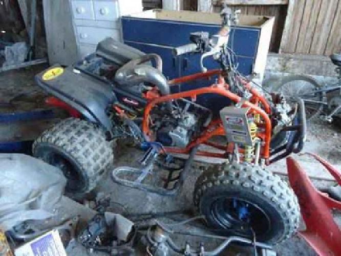 $800 Yamaha Blaster & Parts