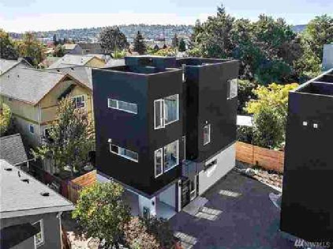 807 NW 52nd St Seattle, Rare Four BR stand alone home