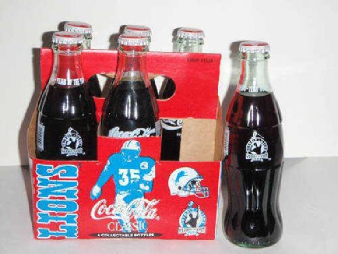 $80 1994 Year of the Fan Coca Cola 6 pack