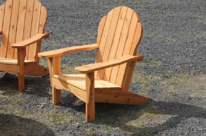 80 adirondack cedar chairs for sale in bremerton for Furniture bremerton