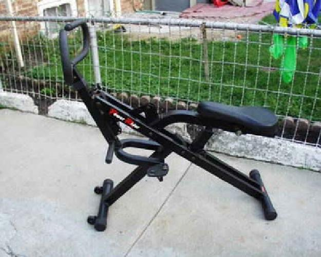 80 Power Rider Exercise Machine For Sale In Chicago