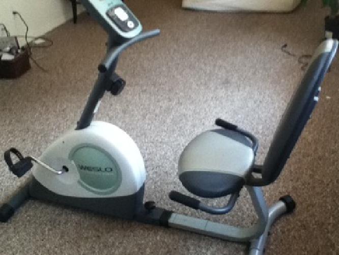 $80 Recumbent Exercise Bike