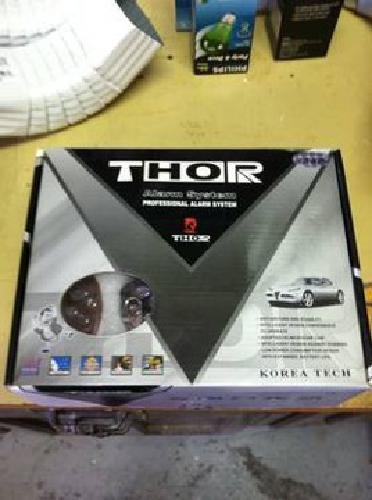 $80 Thor Remote Start and Car Alarm Kit