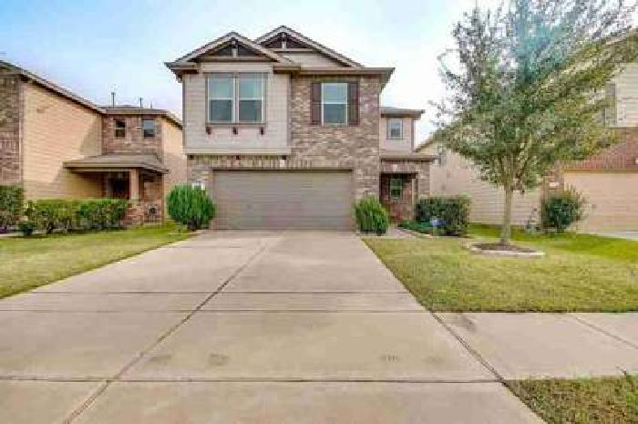 814 Sandford Lodge Drive Houston Three BR, Gorgeous KB home in
