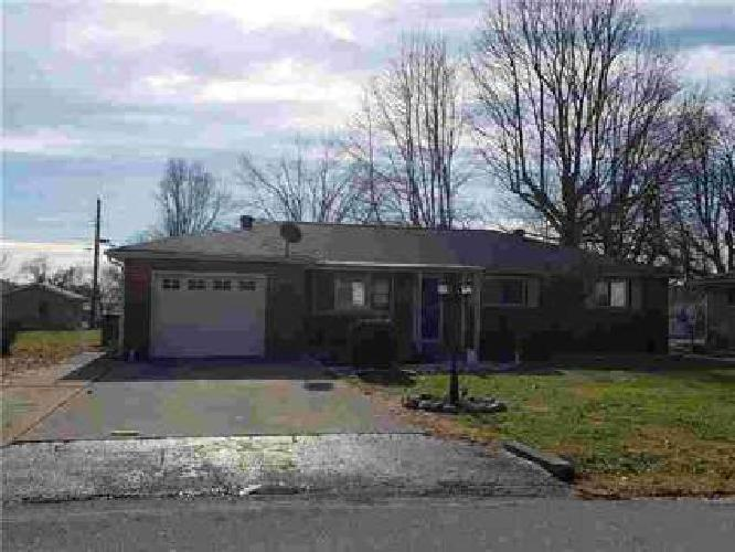 817 West 8th Street Greensburg Three BR, This home sits on a low