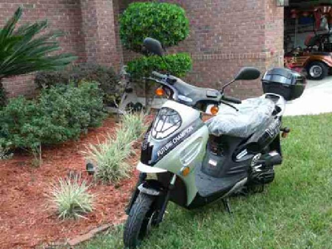 825 brand new 49cc scooters fleming island for sale in Motor scooters jacksonville fl