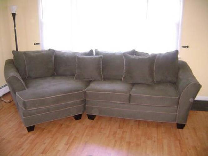 825 Four Piece Sectional Sofa For Sale In Bridgeport Connecticut