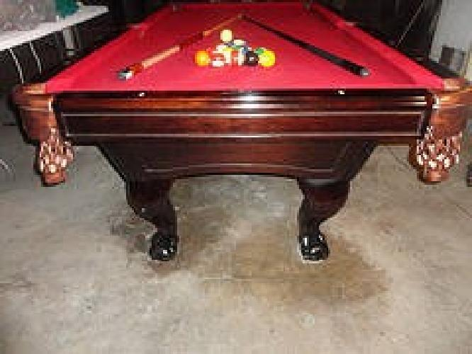 AMF Playmaster Pool Table For Sale In Pacoima California - Amf pool table models