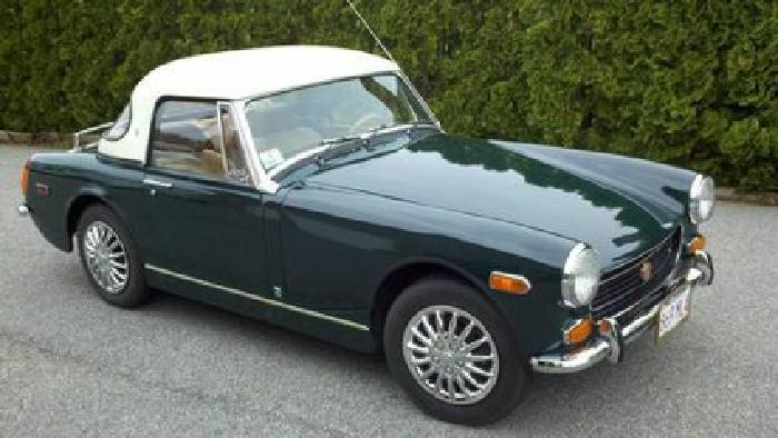 Mg Midget Hard Top 53