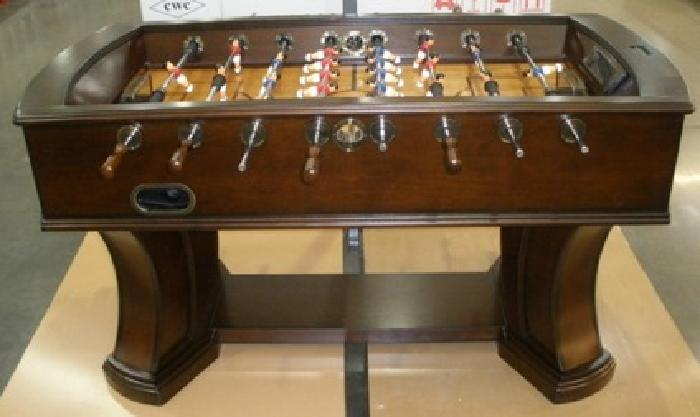 850 Obo Well Universal Foosball Table Brand New In Box