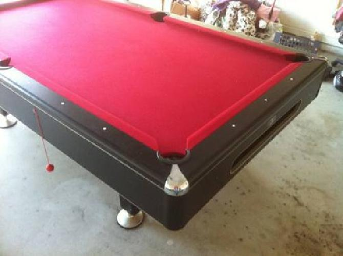 Olio Ft Pool Table Atlanta For Sale In Ellenwood - Olio pool table