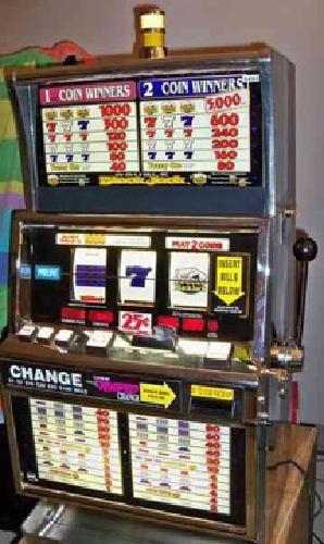 five jacks slot machine craigslist