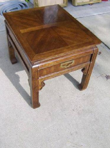 85 Thomasville END TABLE For Sale In Raleigh North