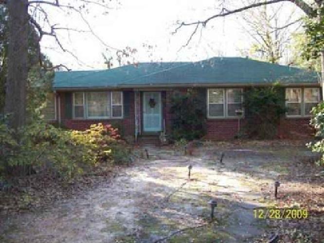 $86,900 Lovely Home in Belton, SC