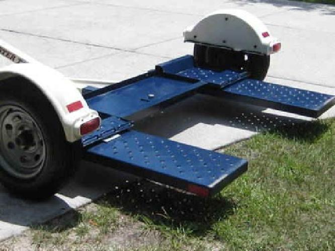 875 2005 Master Tow Dolly Model 77teb Electric Brakes
