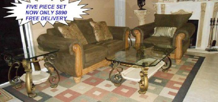 890 Beautiful Tommy Bahama Style Living Room Set By Kevin Charles Furniture For Sale In Port