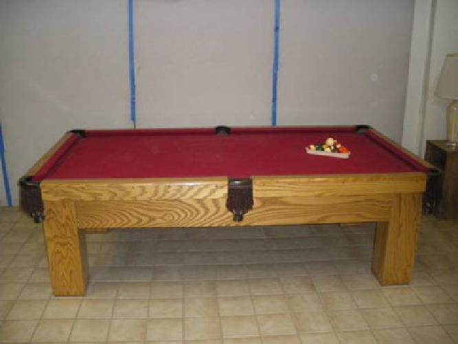 895 nice 3 piece slate pool table for sale in denver for 1 piece slate pool table
