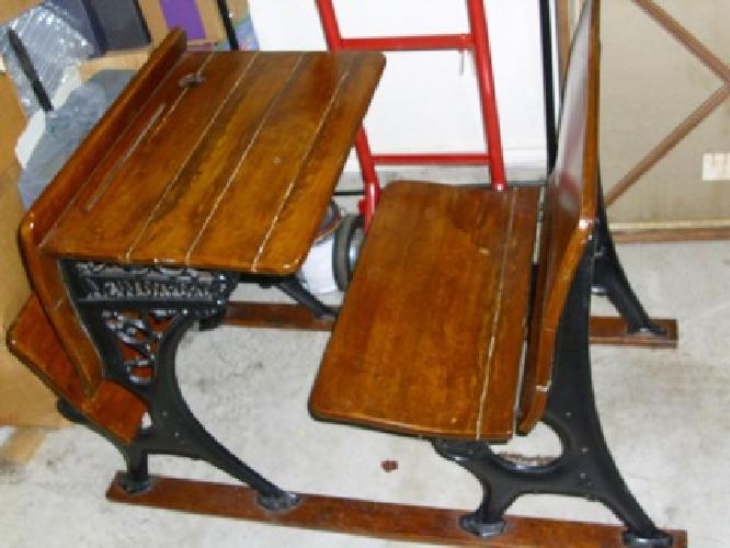 $899 Antique School desk over 150 years old for sale - $899 Antique School Desk Over 150 Years Old For Sale For Sale In