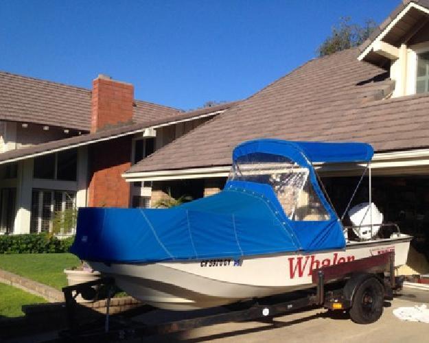 $8,000 17' Montauk Boston Whaler