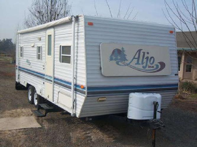 Aljo Lite Travel Trailer  Ft