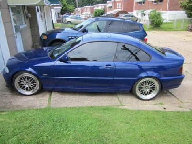 $8,000 2001 BMW 330ci 5 SPEED