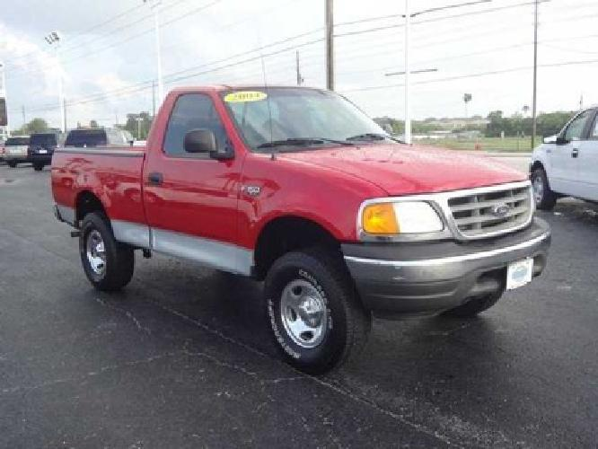 8 000 2004 ford f 150 heritage xl heritage 4x4 for sale in pinellas park florida classified. Black Bedroom Furniture Sets. Home Design Ideas