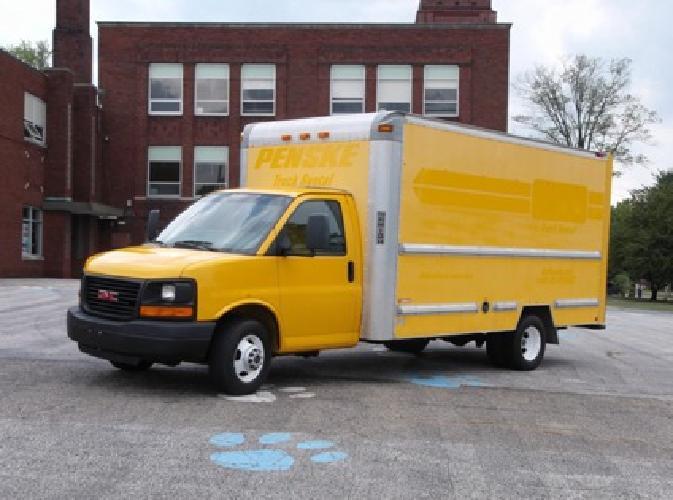 $8,000 OBO 2007 GMC G3500 Cargo Van **EX-PENSKE FLEET MAINTAINED ...