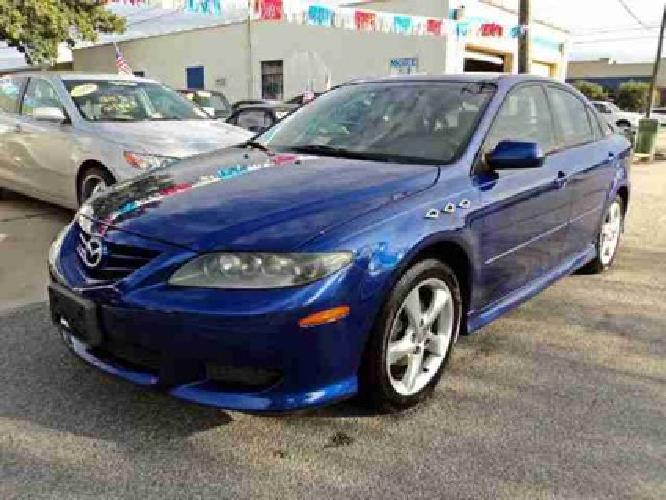 8 111 used 2004 mazda mazda6 for sale for sale in norfolk virginia classified. Black Bedroom Furniture Sets. Home Design Ideas