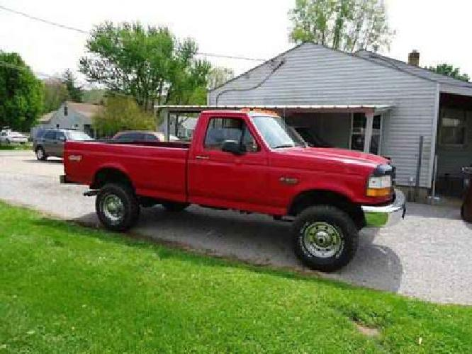 $8,200 1997 Ford F350